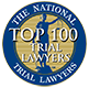 100 Top Trial Lawyers Award
