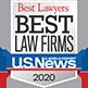 2019 Best Law Firms Award