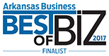 2017 Best of Biz Award