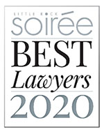 Little Rock Soiree Best Lawyers 2020