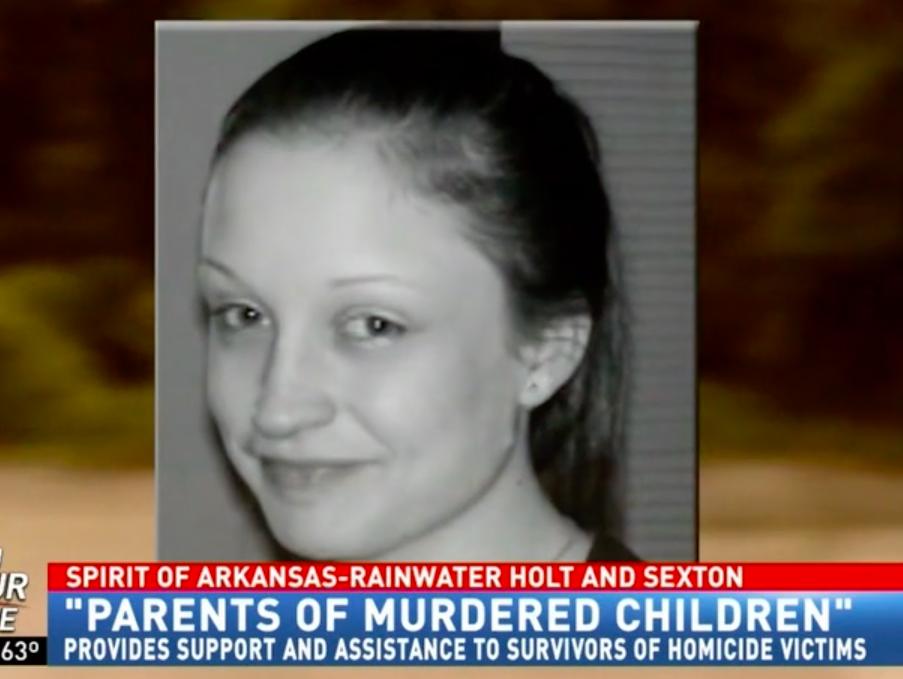 Spirit of Arkansas Winner - Parents of Murdered Children