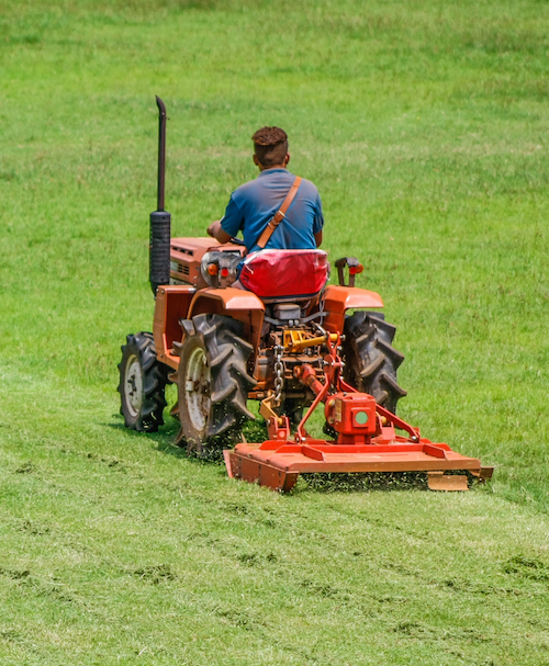 riding mower injury lawsuit