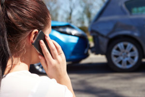 Call a lawyer after auto accident