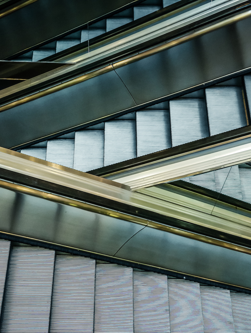 Defective Product - Escalator Injury