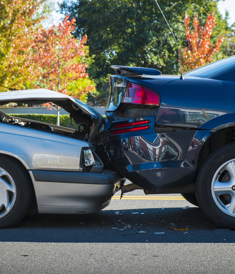 Determining Fault in Auto Accident