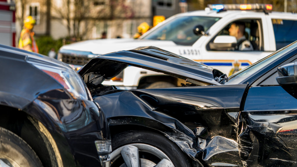 car accidents and dangerous intersections