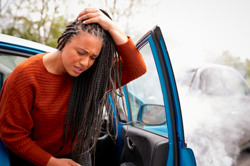 Brain Injury with Truck and Car Accidents