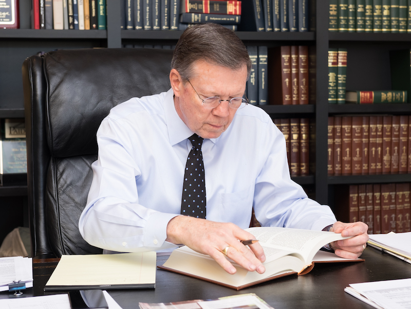 MIke Rainwater Truck Accident Attorney