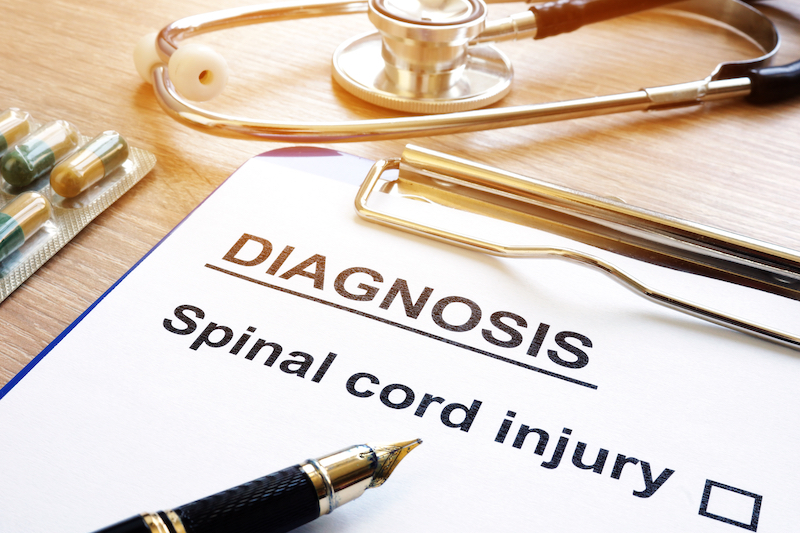 Spinal cord inury