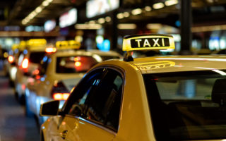 Taxis for Safe Ride New Years Eve