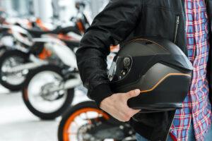 Motorcycle helmet recommendations