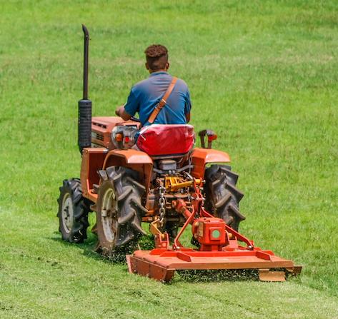 arkansas lawn equipment accident