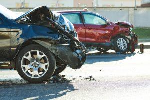 auto accident property damage