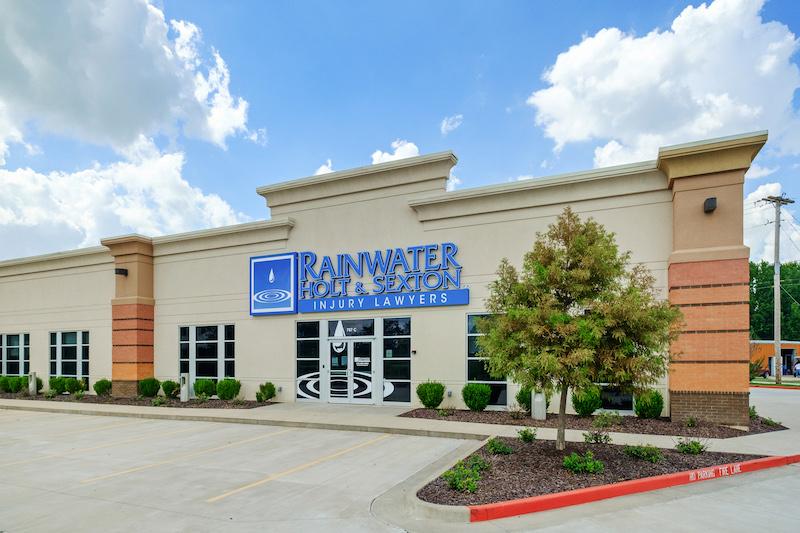 Springdale AR, Rainwater Office Exterior