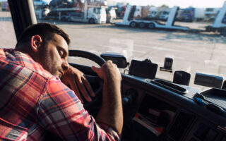 Truck Driver Fatigue: The Dangers of Drowsy Truckers