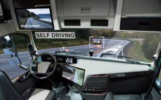 Driverless Trucking & Its Impact on Car Accidents